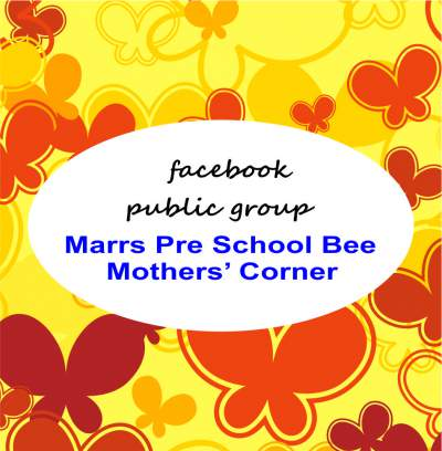 marrs preschool bee mothers corner facebook group
